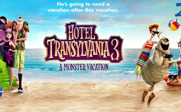 Hotel Transylvania 3 Summer Vacation (2018) With Sinhala Subtitles