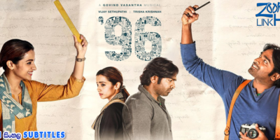 96 (2018) With Sinhala Subtitles