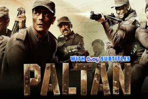 Paltan (2018) With Sinhala Subtitles