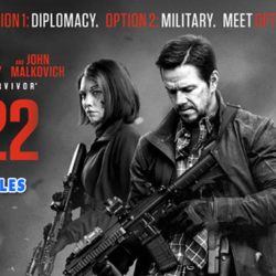 Mile 22 (2018) With Sinhala Subtitles