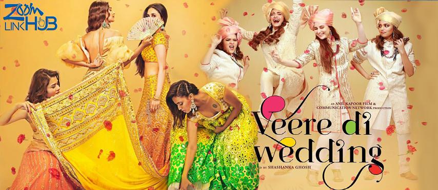 Veere Di Wedding (2018) With Sinhala Subtitles
