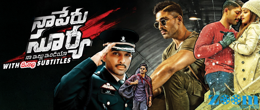 Naa Peru Surya, Naa Illu India (2018) With Sinhala Subtitles