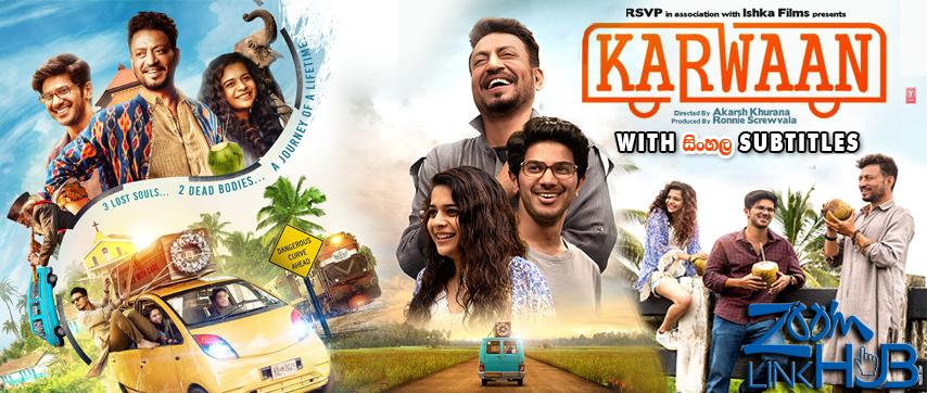 Karwaan (2018) With Sinhala Subtitles