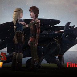 Dreamworks Dragons Season 8 (S08) With Sinhala Subtitles