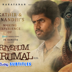 Pariyerum Perumal (2018) With Sinhala Subtitles