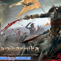 Manikarnika The Queen Of Jhansi (2019) With Sinhala Subtitles