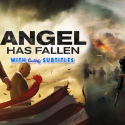 Angel Has Fallen (2019) With Sinhala Subtitles