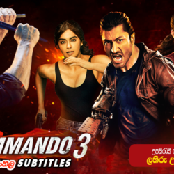 Commando 3 (2019) With Sinhala Subtitles