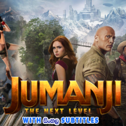 Jumanji The Next Level (2019) With Sinhala Subtitles