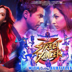 Street Dancer 3D (2020) With Sinhala Subtitles