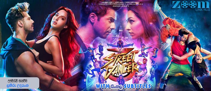 Street Dancer 3D (2020) With Sinhala Subtitles