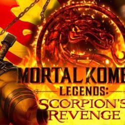 Mortal Kombat Legends: Scorpions Revenge (2020) With Sinhala Subtitles
