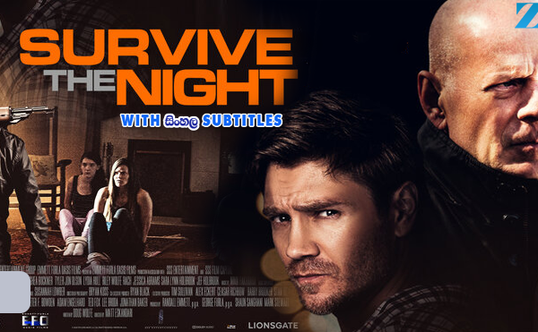Survive The Night (2020) With Sinhala Subtitles
