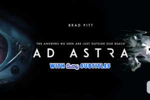 Ad Astra (2019) With Sinhala Subtitles
