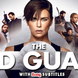 The Old Guard (2020) Sinhala Subtitle