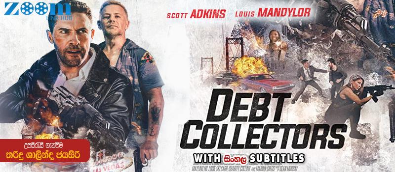 Debt Collectors (2020) Sinhala Subtitle