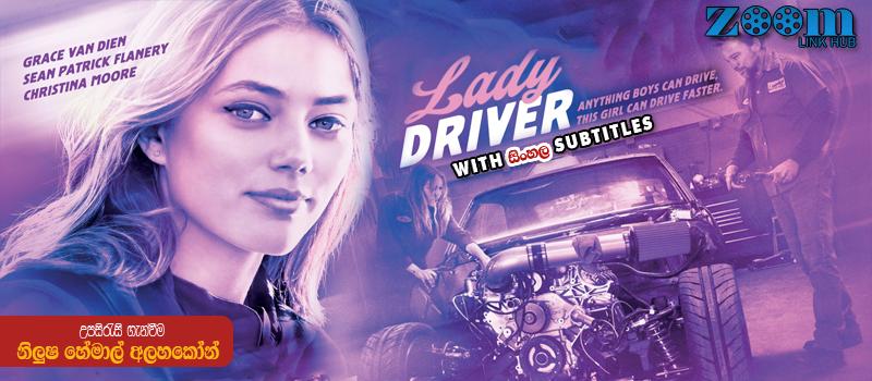 Lady Driver (2020) Sinhala Subtitle