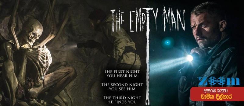 The Empty Man (2020) Sinhala Subtitle