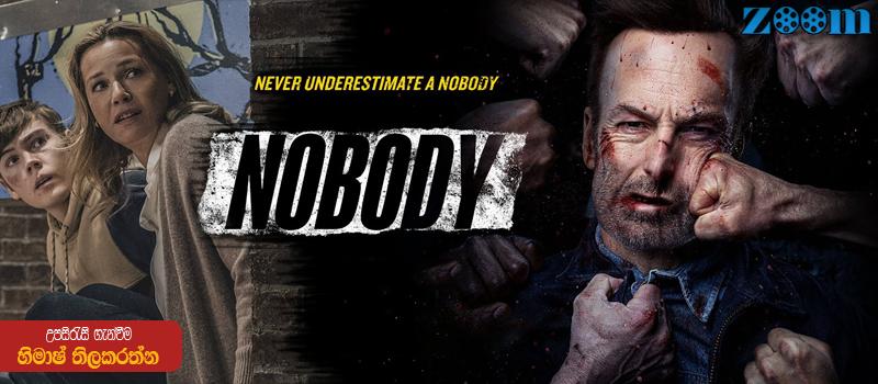 Nobody (2021) Sinhala Subtitle