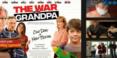 The War With Grandpa (2020) Sinhala Subtitle
