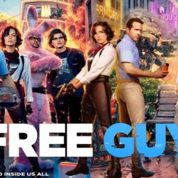 Free Guy (2021) Sinhala Subtitle