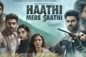 Haathi Mere Saathi (2021) Sinhala Subtitle